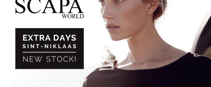 Scapa en Scapa World (Extra days)