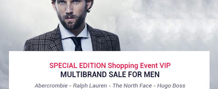 Multimerken verkoop voor mannen