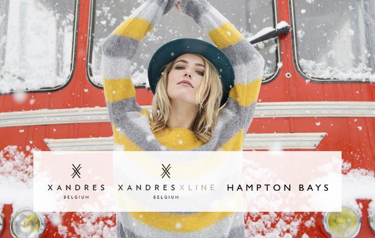 Xandres, Xandres xline & Hampton Bays