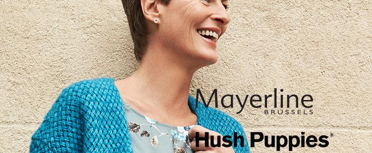 Mayerline et Hush Puppies