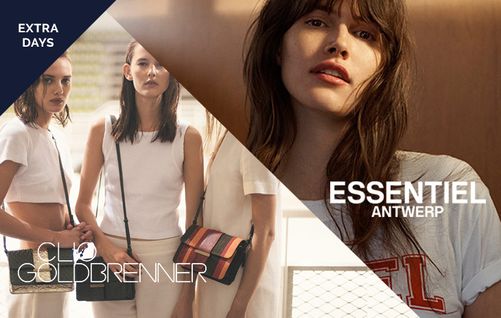 Essentiel en Clio Goldbrenner – Extra days
