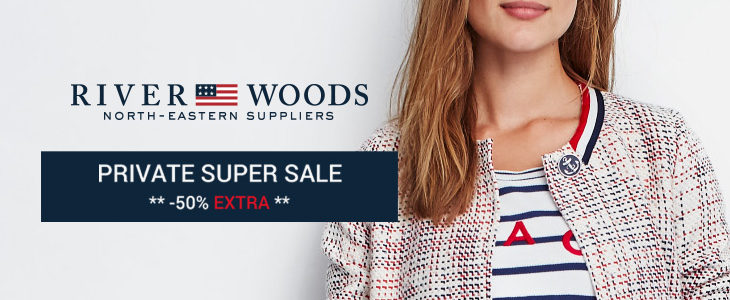 Private Super Sale River Woods