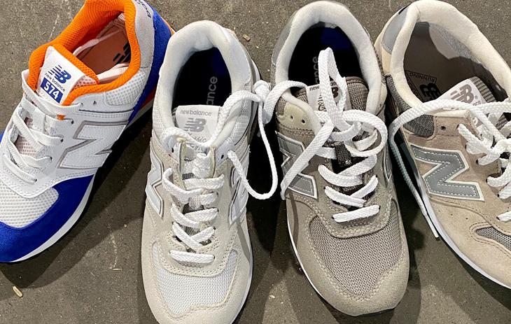 Schoenen en baskets