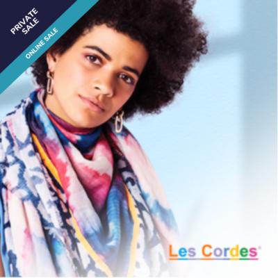 Les Cordes website goed